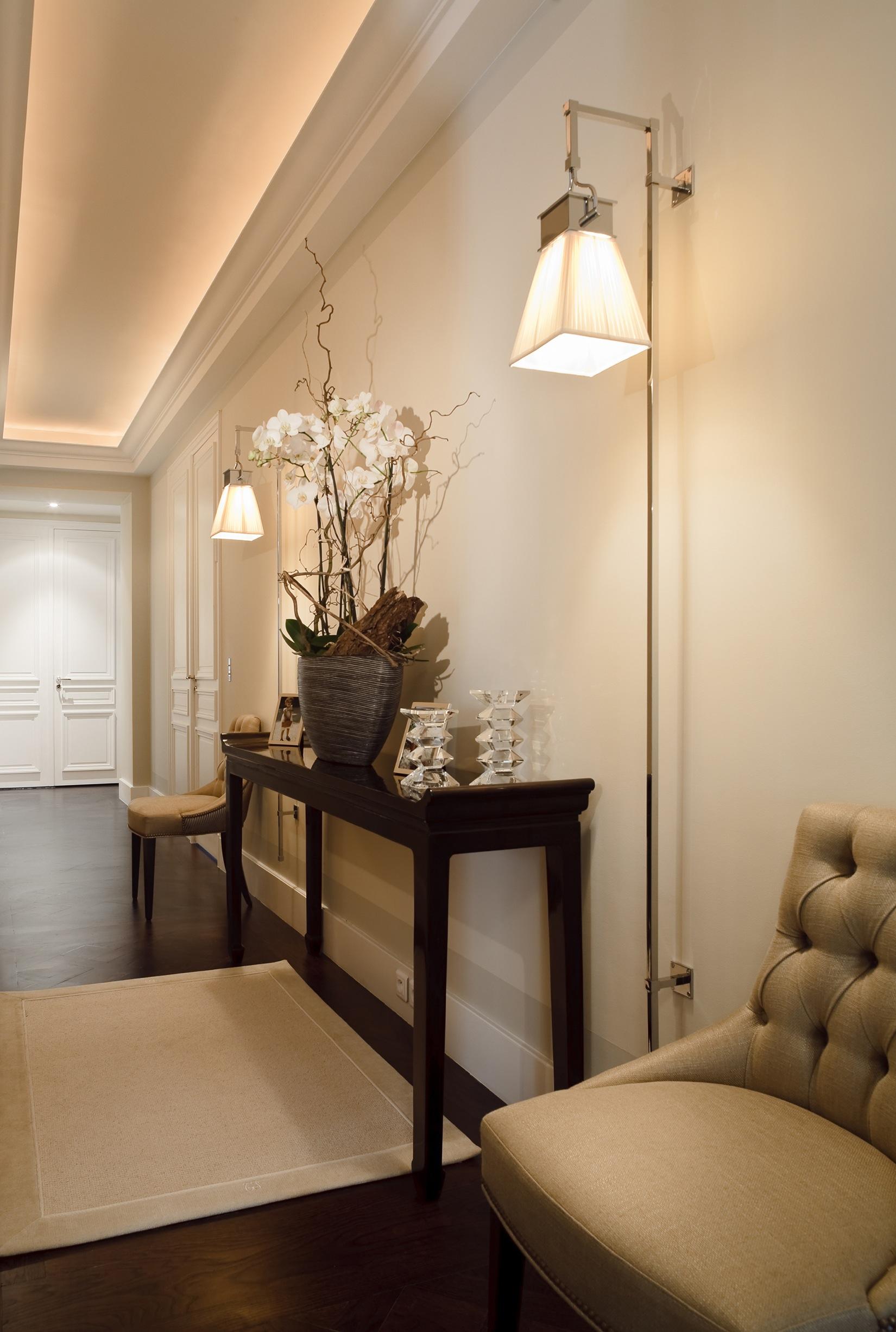 Galerie. Création de l'agence d'architecture d'intérieur Olivier Berni Intérieurs.