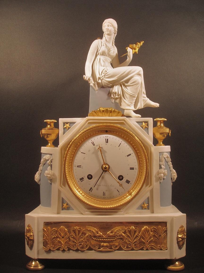 Watch. Début XIXe siècle. Catalogue Olivier Berni Intérieurs