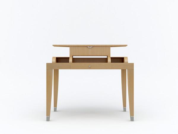 Matériaux : Noyer. Dimensions : H 100 cm , P 76 cm, L 110 cm. Coloris : Noyer. Prix : 6127 € TTC.