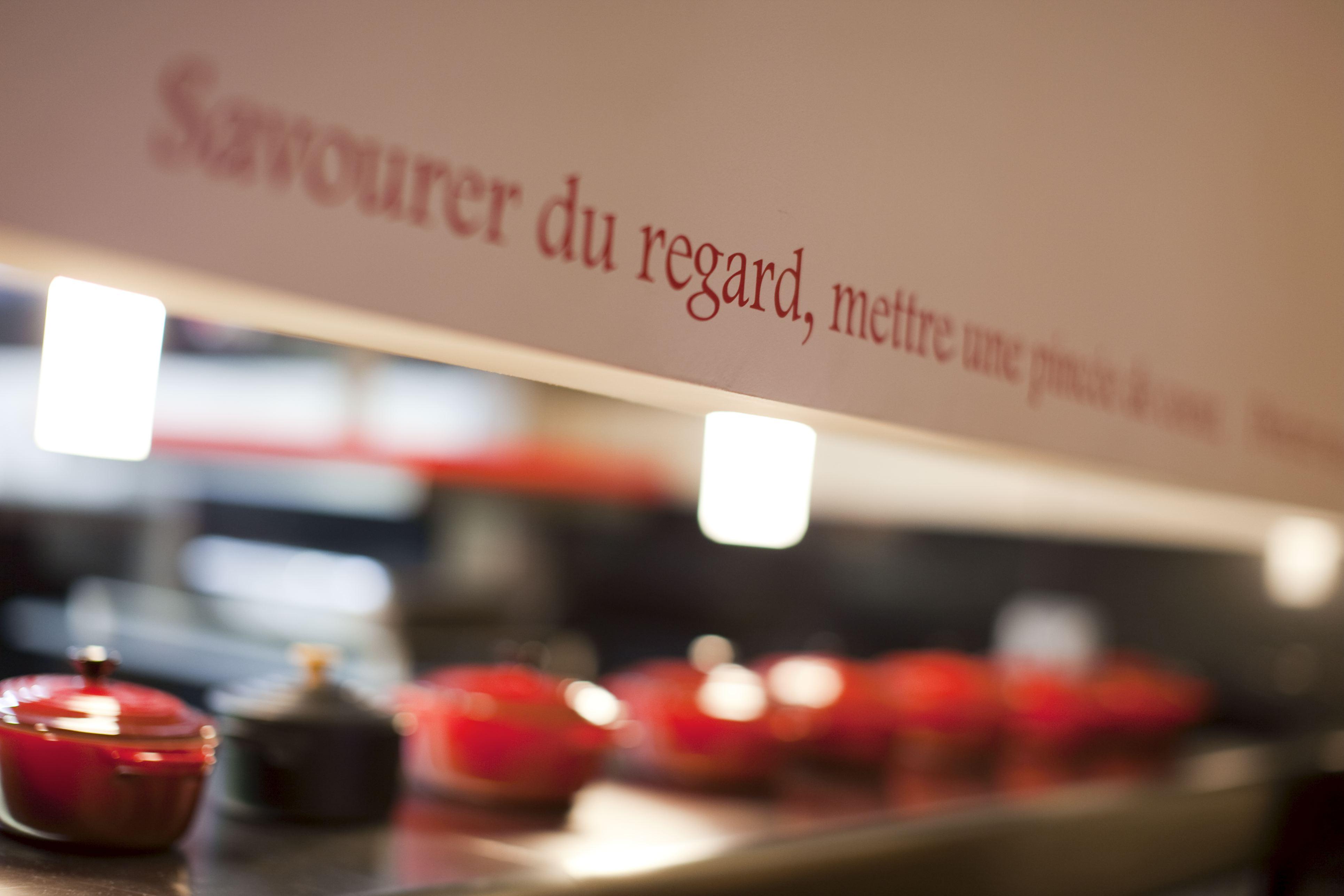 L'Arôme, 3 rue Saint-Philippe du Roule, 75008 Paris. Création de l'agence d'architecture d'intérieur Olivier Berni Intérieurs.