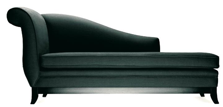 Matériaux : Tissu au choix. Dimensions : H 88 cm, P 80 cm, L 190 cm. Coloris : tissus au choix. Prix : 2457 € TTC (sans tissus).