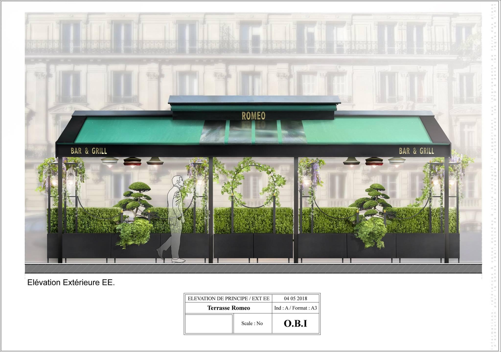 Olivier Berni Restaurant Roméo 5
