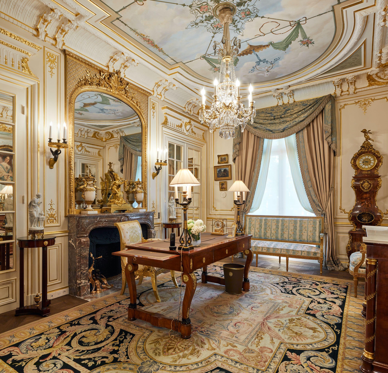 Décoration Architecture intérieure Olivier Berni Interieurs Paris Trocadero France 3