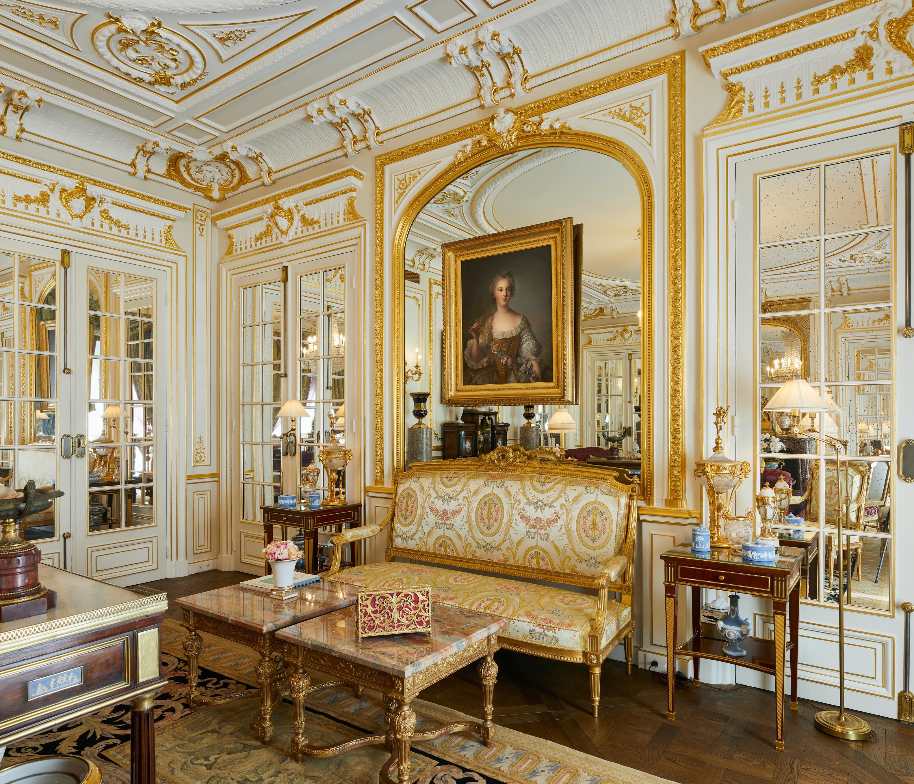Olivier Berni Intérieurs agence décoration Paris architecture intérieure Ponthieu France 3