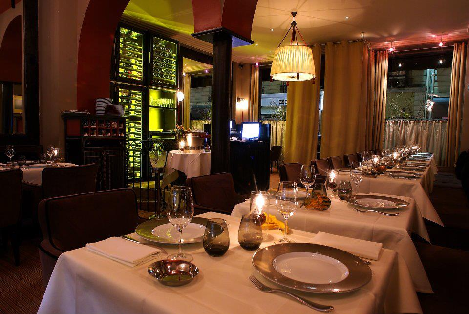 ambiance Restaurant L'Arôme