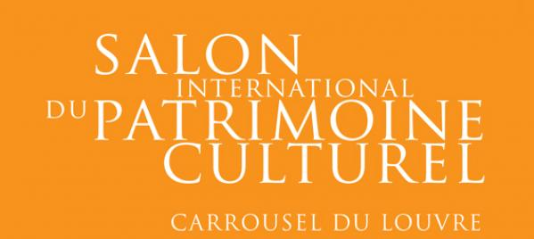 Salon International du Patrimoine Culturel 2016 Carrousel Paris 3
