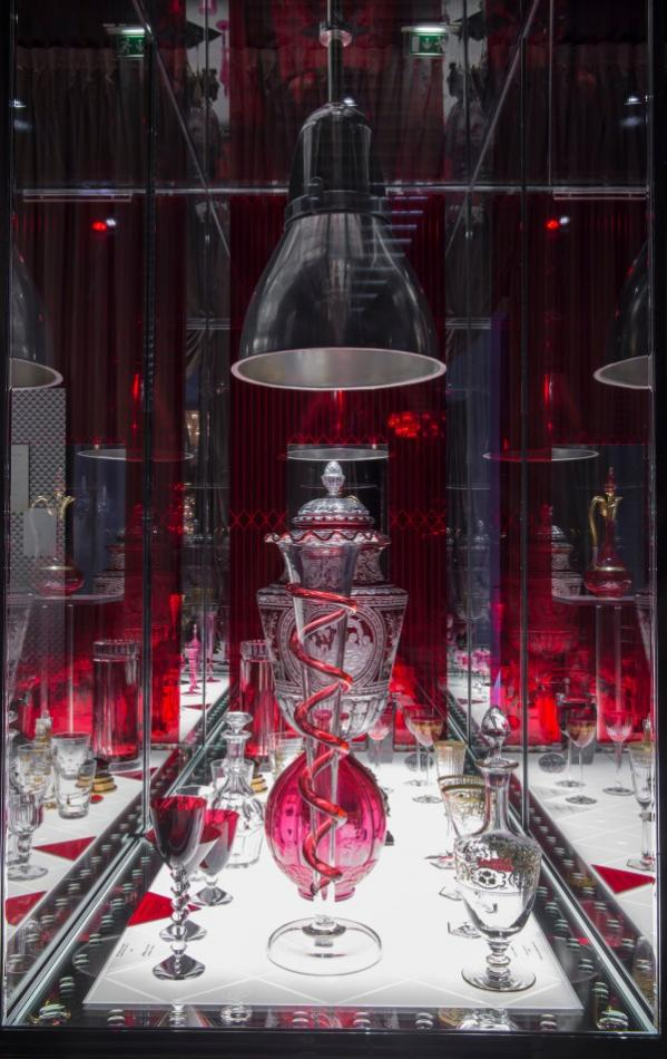 Exposition Baccarat Paris