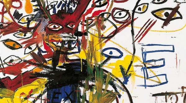 Exposition J M Basquiat Fondation L Vuitton 3 OBI