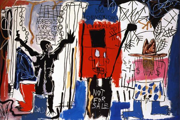 Exposition J M Basquiat Fondation L Vuitton 4 OBI