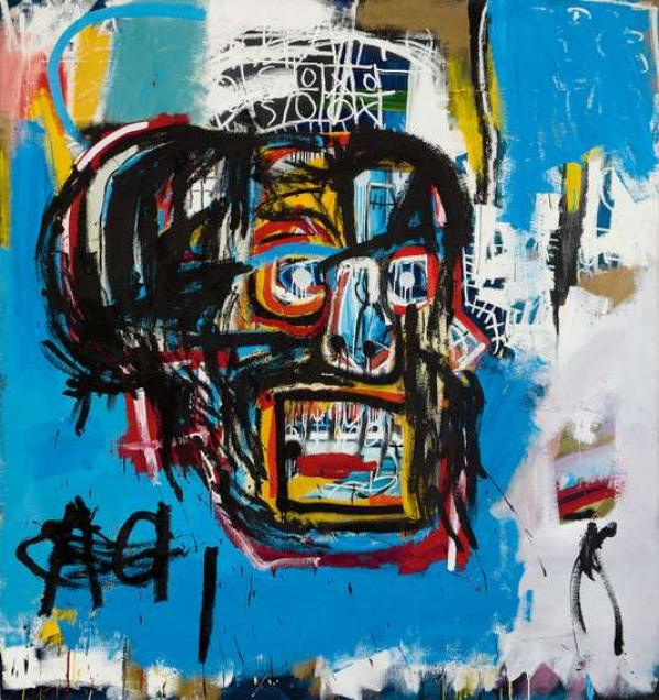 Fondation Louis Vuitton Basquiat 2