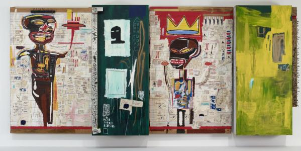 Fondation Louis Vuitton Basquiat 3
