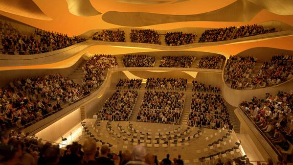 Philharmonie paris architecte 2015