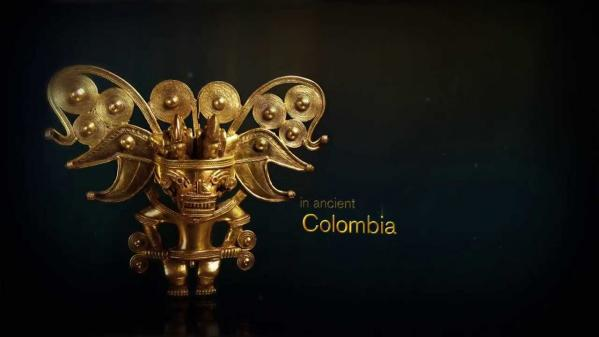 Beyond El Dorado : power and gold in ancient Colombia British museum london