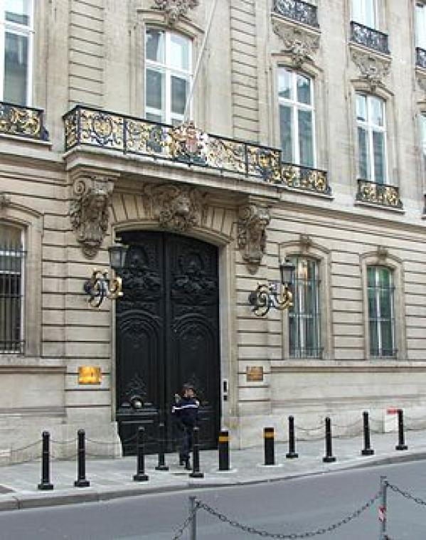 Restaurant Paris Louvre Saint Honor Ef Bf Bd
