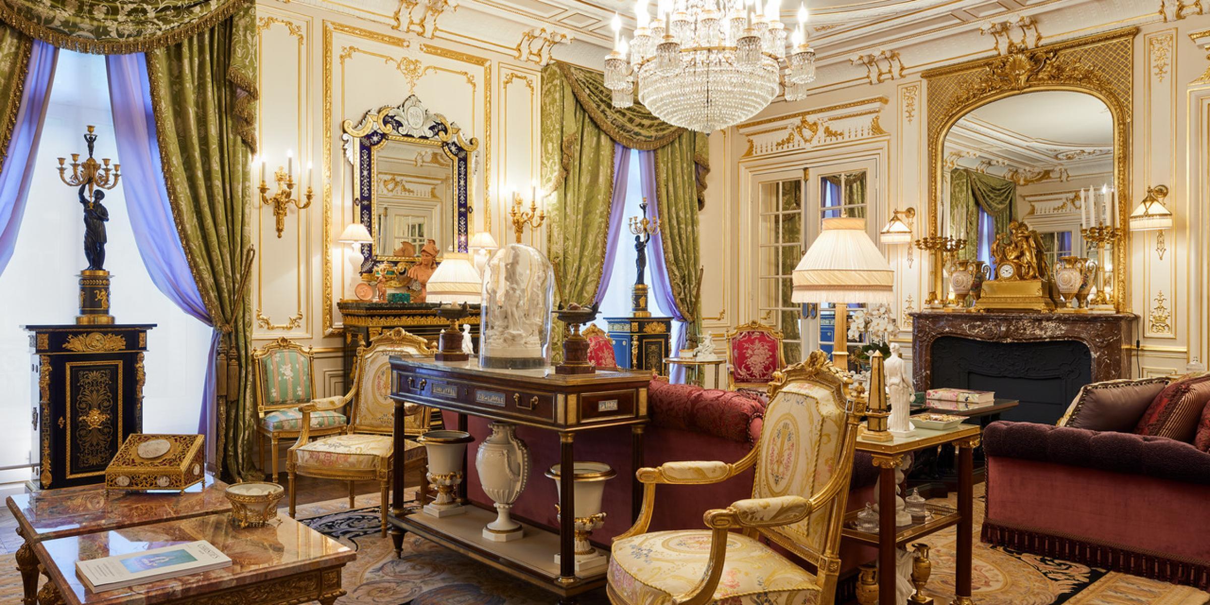 Décoration Architecture intérieure Olivier Berni Interieurs Paris Trocadero France 12