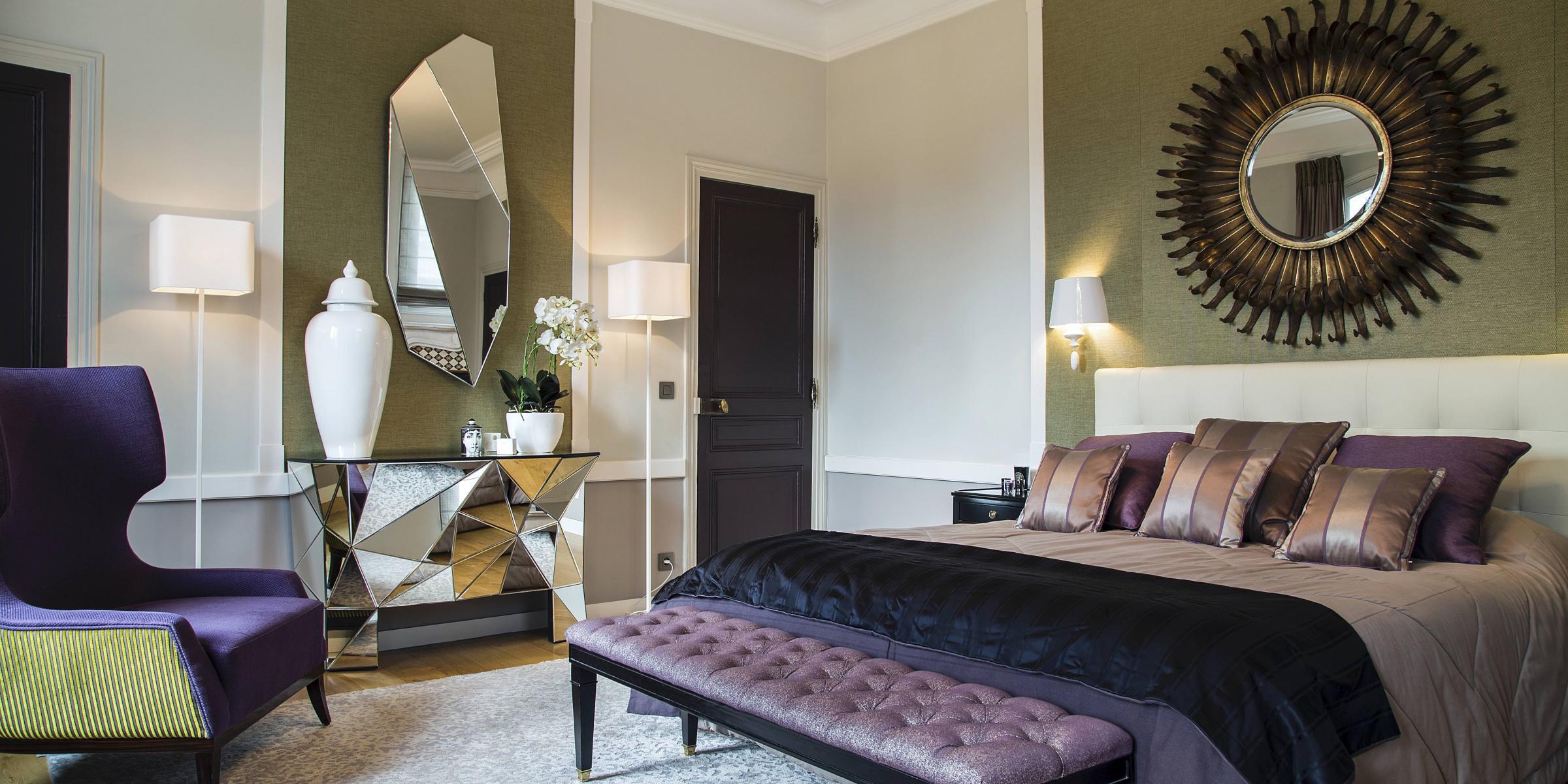 chambre Hôtel particulier