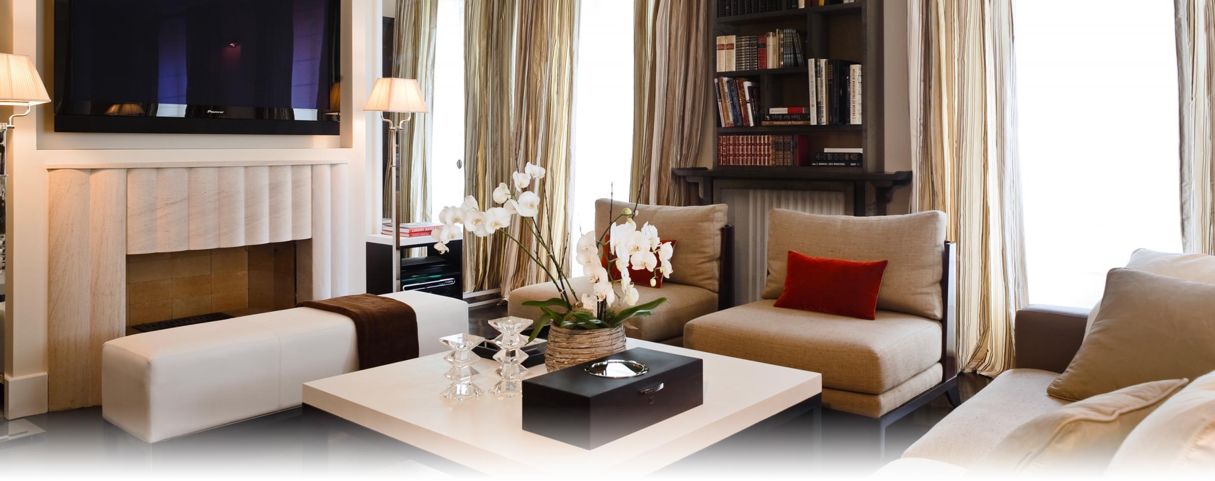 intérieur Résidence Boulogne