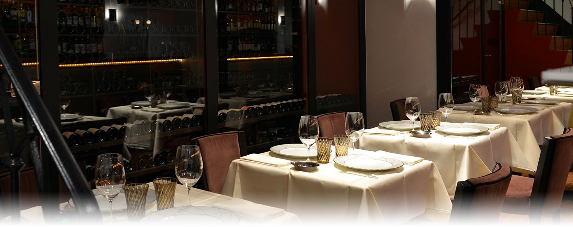 Restaurant L'Arôme header