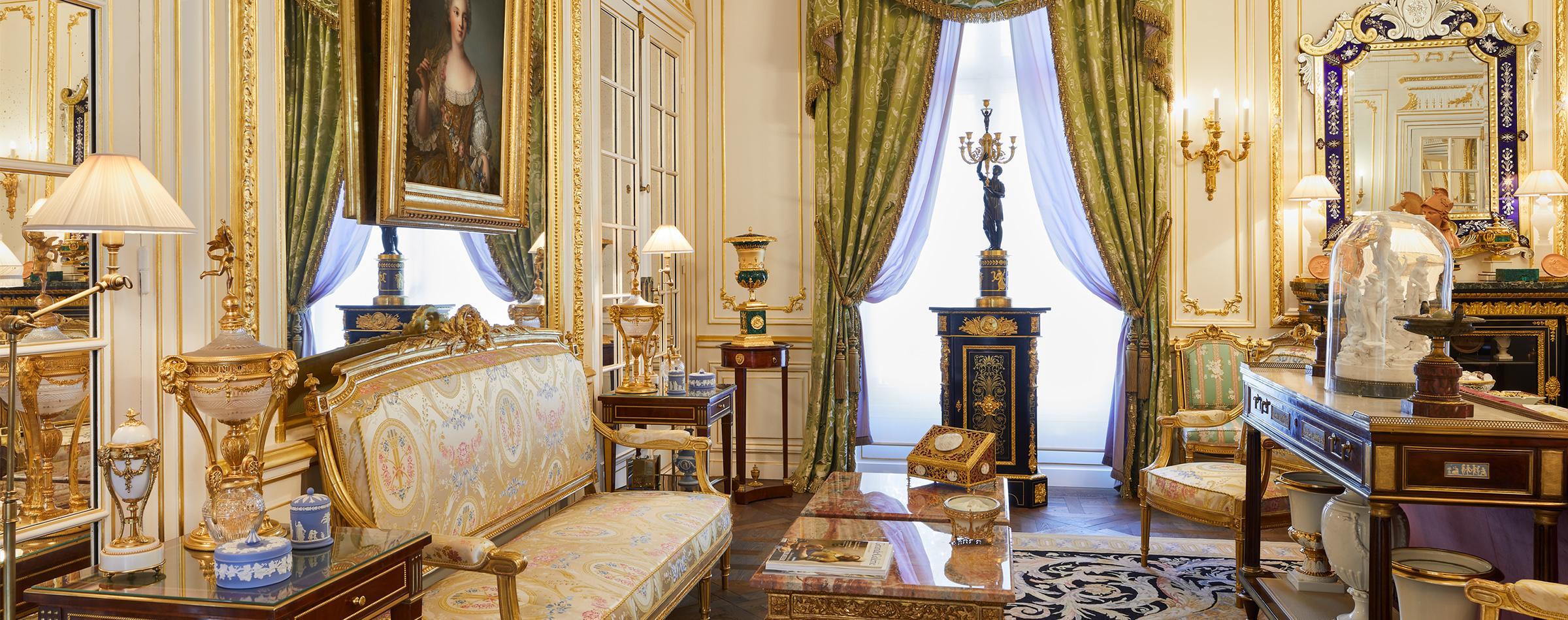 Olivier Berni Intérieurs agence décoration Paris architecture intérieure François 1er France 2