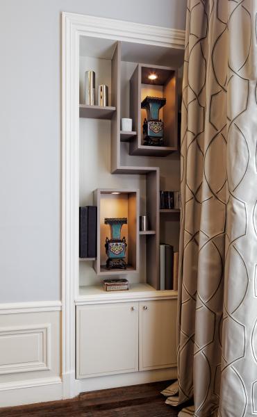 décoration Résidence Spontini