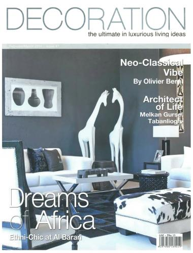 Decoration UAE - Issue 47
