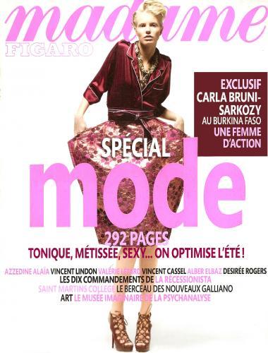 Madame figaro mode