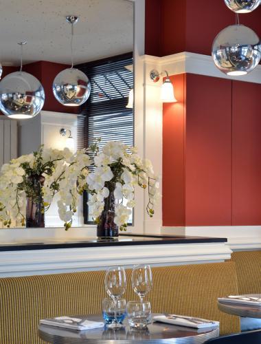 Restaurant Marloe intérieur