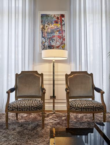 chaises Résidence Spontini