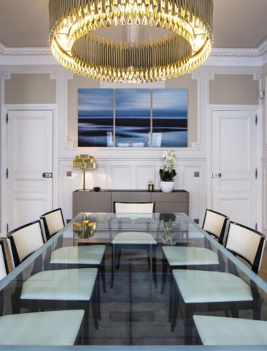 table Hôtel particulier