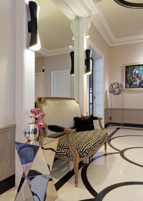 intérieur 2. Résidence Spontini