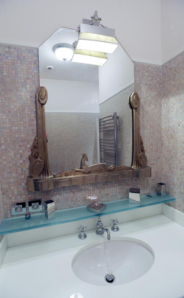 salle d'eau Résidence Boulogne