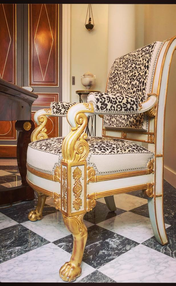 chaise Résidence Musc