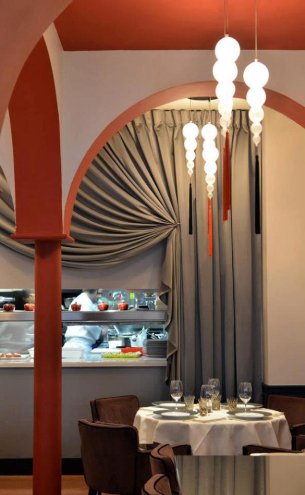 Restaurant L'Arôme intérieur