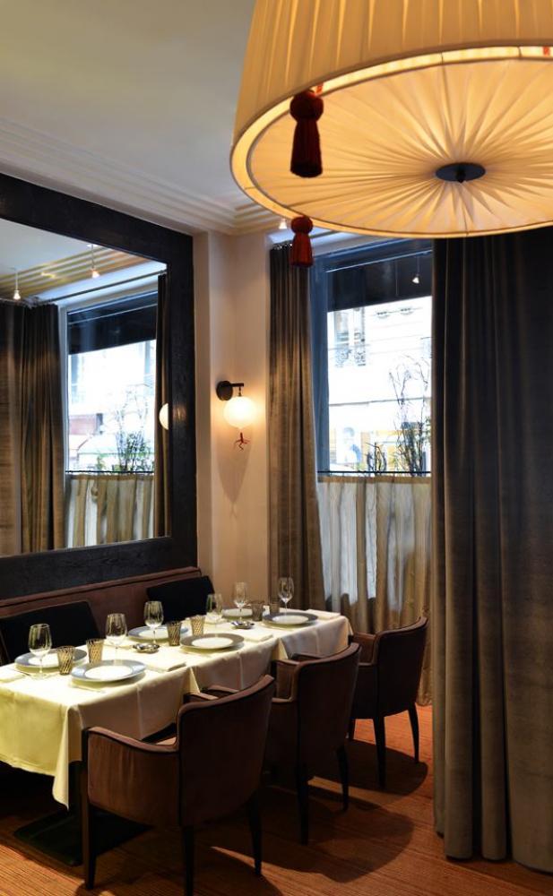 décoration Restaurant L'Arôme
