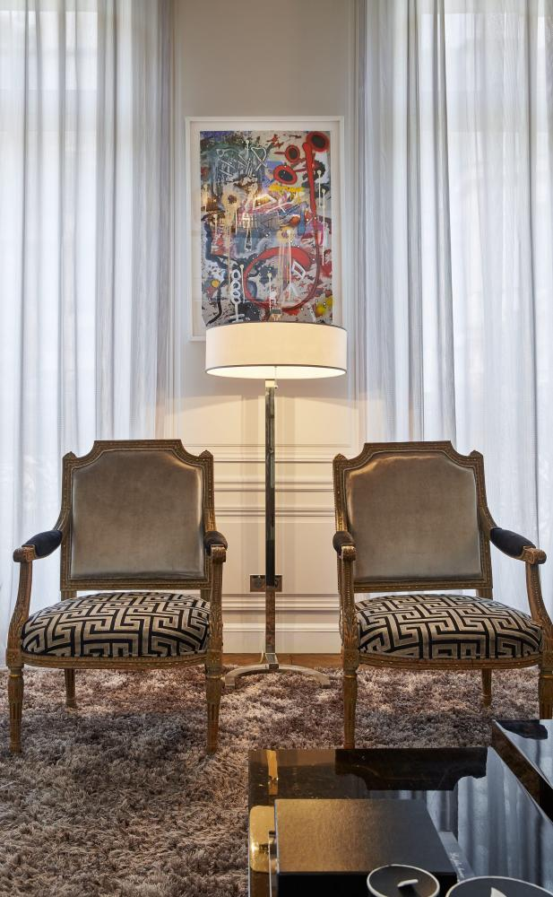 chaises 2 Résidence Spontini
