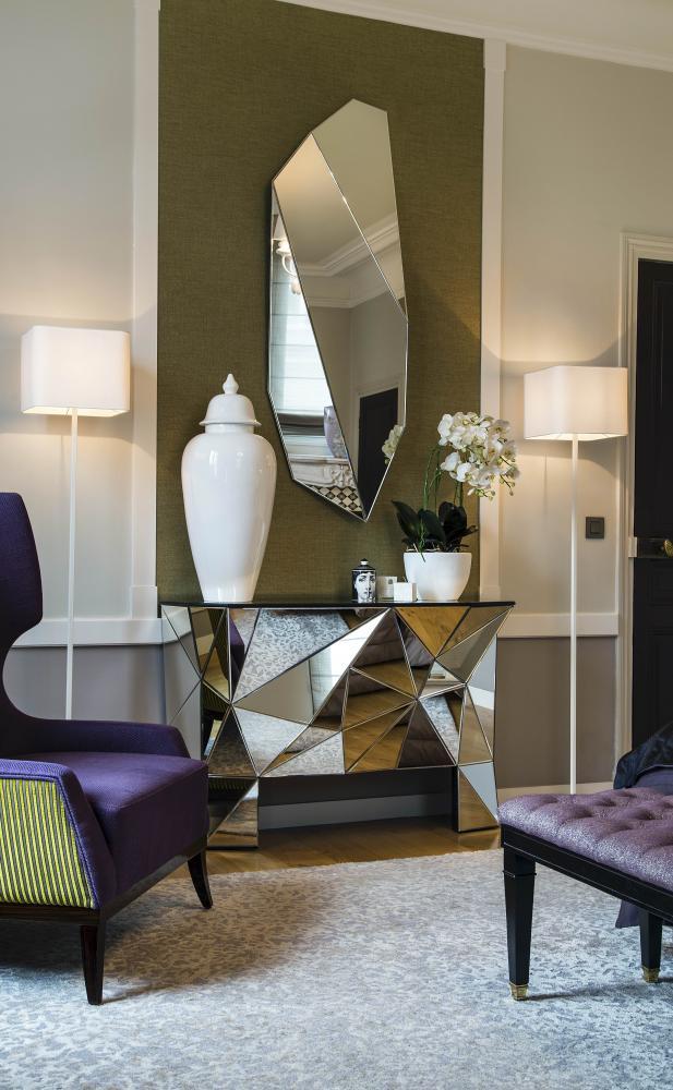 décoration intérieur Hôtel particulier