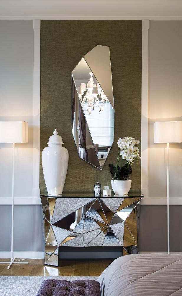 miroir déco Hôtel particulier