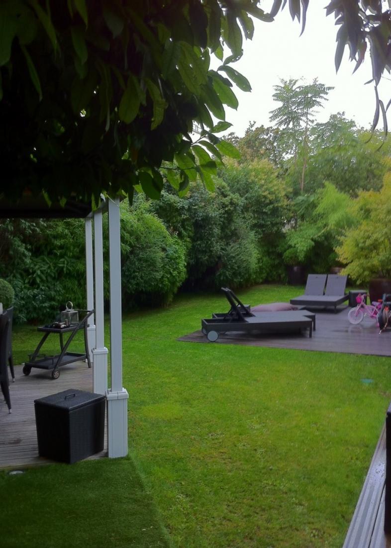 jardin Résidence Boulogne