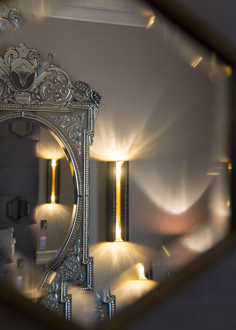 miroir Résidence Alma
