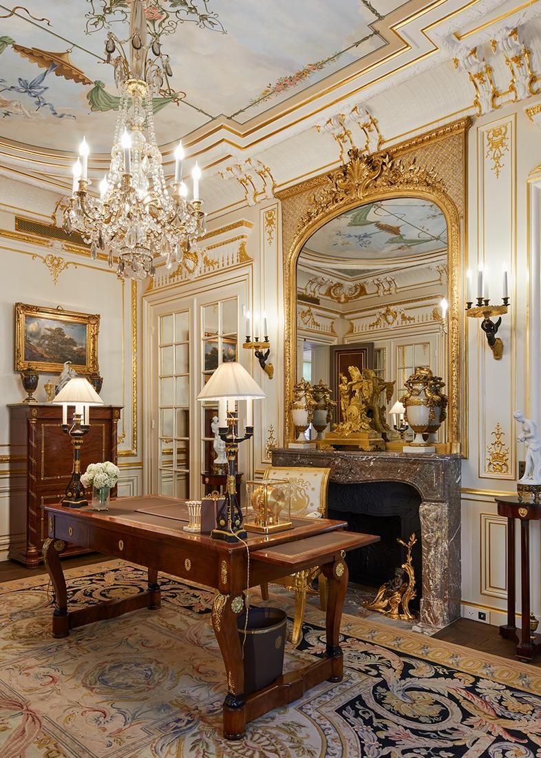 Olivier Berni Intérieurs agence décoration Paris architecture intérieure François 1er France 12