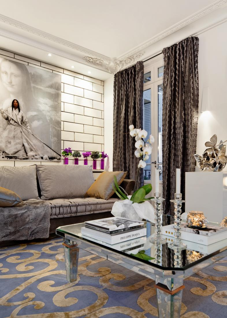 salon résidence Malesherbes