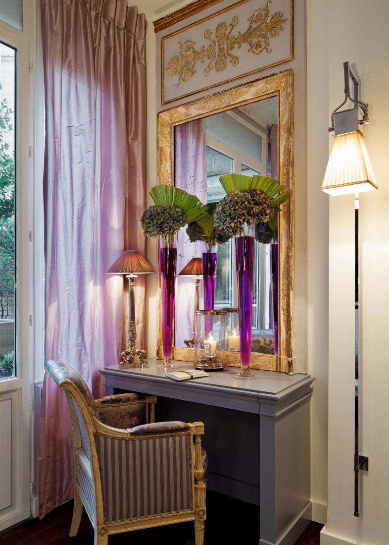 résidence Malesherbes miroir