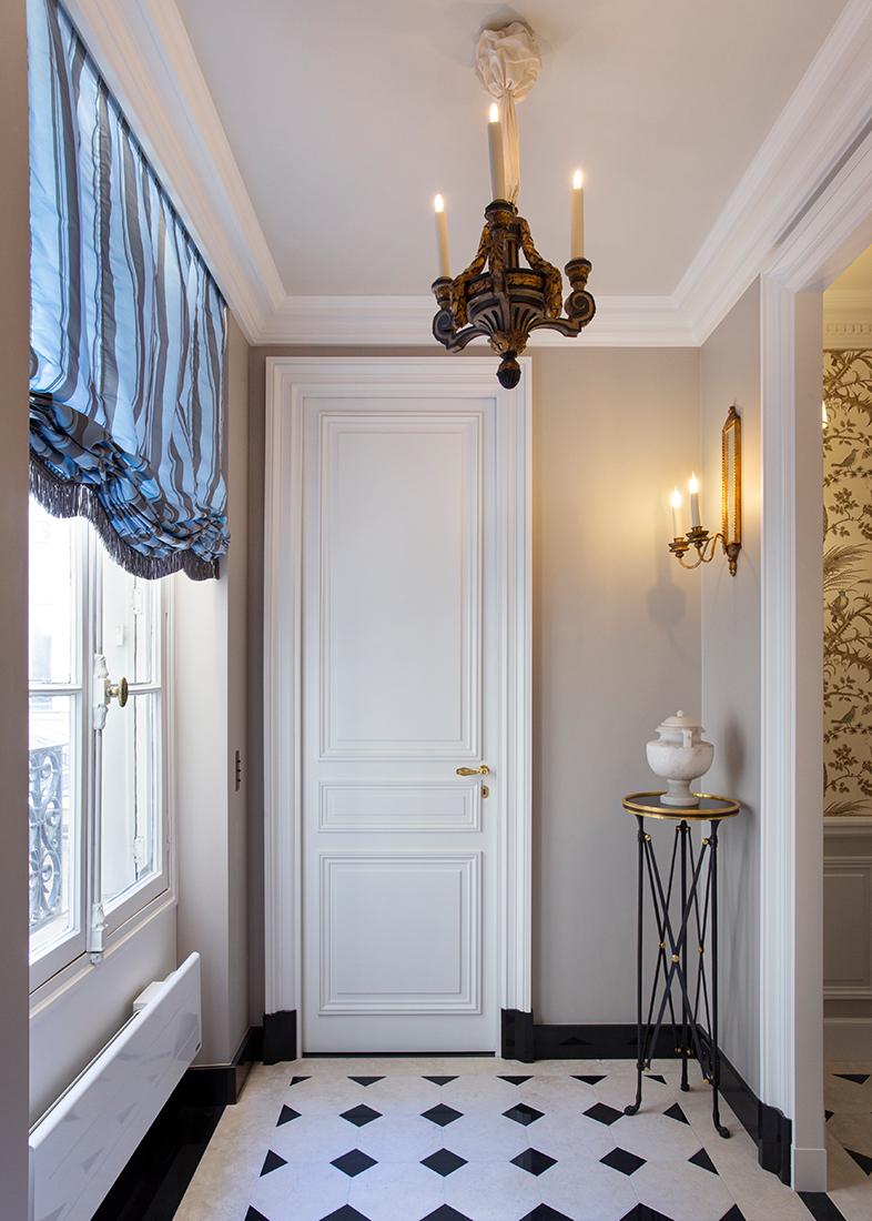 Olivier Berni Intérieurs agence décoration Paris architecture intérieure Saint sulpice paris France 8
