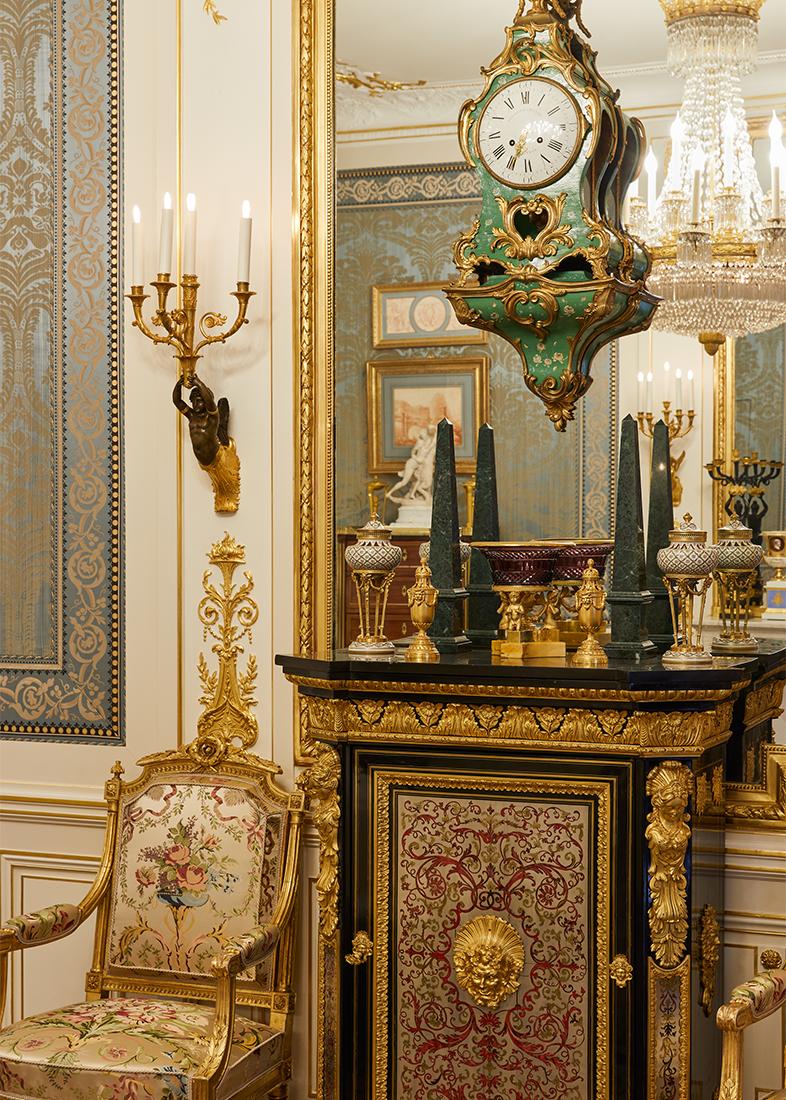 Olivier Berni Intérieurs agence décoration Paris architecture intérieure Ponthieu France 5