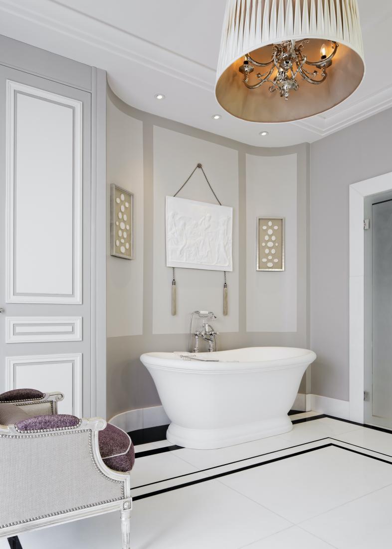 salle de bain Résidence MA