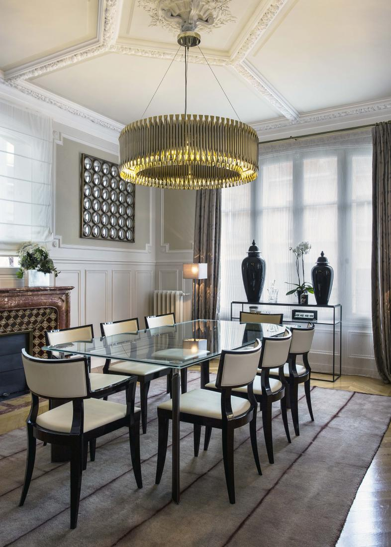 salle à manger Hôtel particulier