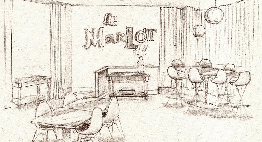 olivier berni interieurs restaurant marloe 4