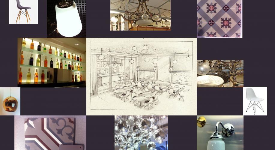 olivier berni interieurs restaurant marloe 9
