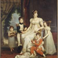 François Gérard : Peintre des rois, rois des peintre exposition château fontainebleau