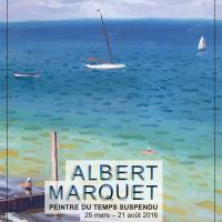 Albert Marquet Peintre du temps suspendu Musée Art Moderne Paris exposition 2016 1